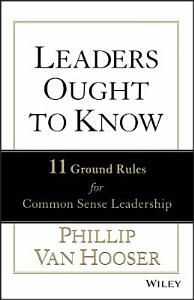 Leaders Ought to Know Book