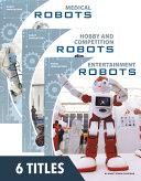 Robot Innovations (Set of 6)