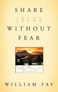 Share Jesus Without Fear Journal PDF