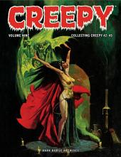 Creepy Archives Volume 9: Volume 9