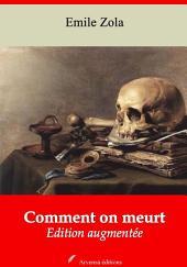 Comment on meurt: Nouvelle édition augmentée