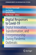 Digital Responses to Covid 19
