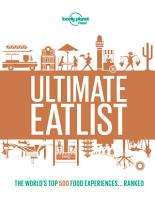 Lonely Planet s Ultimate Eatlist PDF
