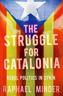 The Struggle for Catalonia Book