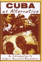 Cuba as Alternative PDF