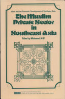 The Muslim Private Sector in Southeast Asia PDF