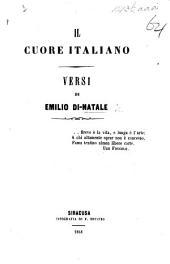 Il Cuore Italiano. Versi