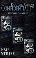 Doctor Patient Confidentiality  SECOND OMNIBUS  Volumes Four  Five  and Six   Confidential  1   Erotic Romance Box Set  PDF