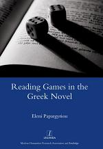 Reading Games in the Greek Novel