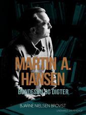 Martin A. Hansen. Bondesøn og digter