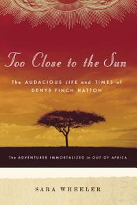 Too Close to the Sun Book