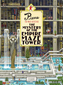 Pierre The Maze Detective  The Mystery of the Empire Maze Tower PDF