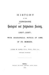 Proceedings of the Yorkshire Geological Society: Volume 10