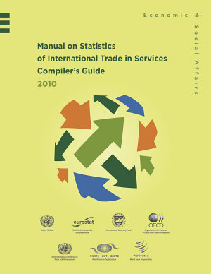 Manual on Statistics of International Trade in Services 2010 Compiler s Guide