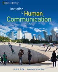 Invitation To Human Communication National Geographic Book PDF
