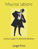 Ars  ne Lupin Vs  Herlock Sholmes PDF