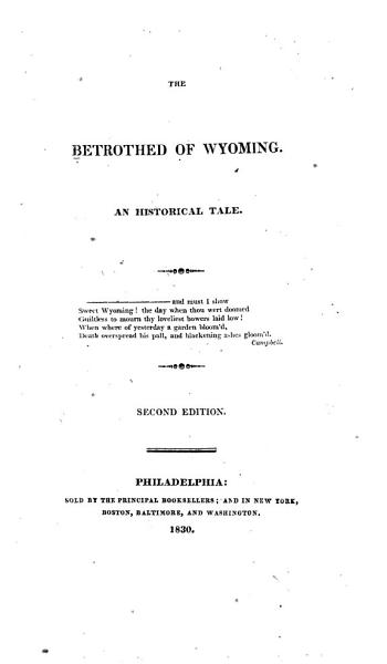 Download The Betrothed of Wyoming Book