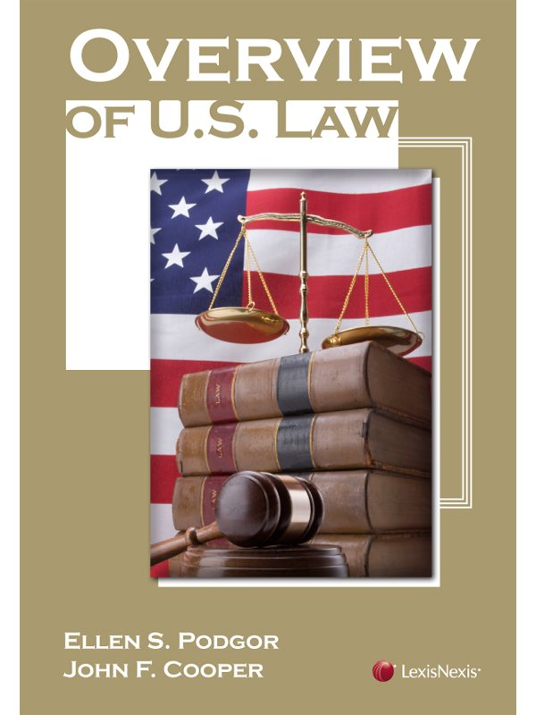 Overview of United States Law