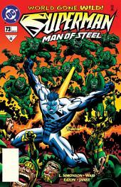 Superman: The Man of Steel (1991-) #73