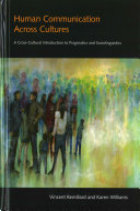 Human Communication Across Cultures