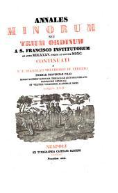 Ab Anno 1585 Usque Ad Annum 1590 Continuati: 22