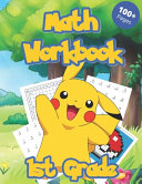MATH WORKBOOK 1st GRADE 100  PAGES PDF