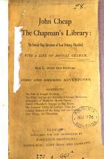 John Cheap the Chapman's Library