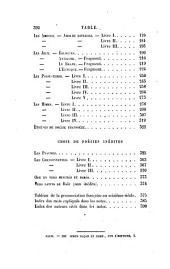 Poésies choisies de J.-A. de Baïf: suivies de poésies inédites