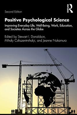 Positive Psychological Science