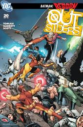 The Outsiders (2007-) #20