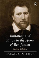 Imitation And Praise In The Poems Of Ben Jonson Book PDF