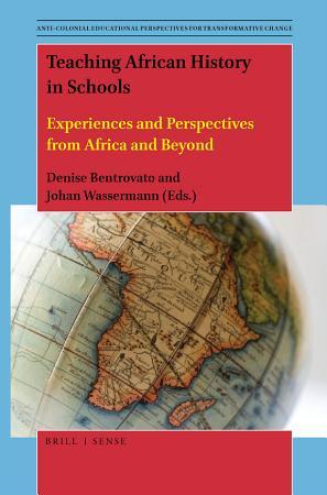 Teaching African History in Schools PDF
