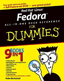Red Hat Linux Fedora All In One Desk Reference For Dummies