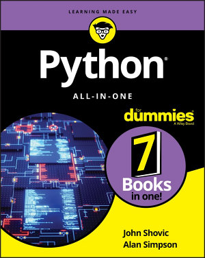 Python All in One For Dummies PDF