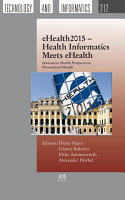 EHealth2015     Health Informatics Meets EHealth PDF