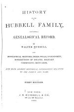 History of the Hubbell Family