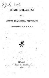 Rime Milanesi