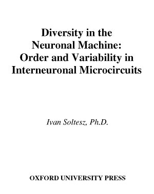 Diversity in the Neuronal Machine