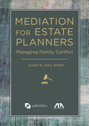 Mediation for Estate Planners