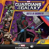 Guardians of the Galaxy: Battle of Knowhere: A Marvel Read-Along