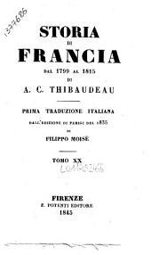 Storia di Francia dal 1799 al 1815: Volume 19