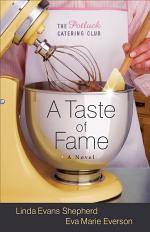 A Taste of Fame (The Potluck Catering Club Book #2)