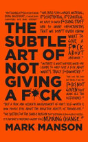 Download The Subtle Art of Not Giving A F ck  Gift Edition Book