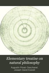 Elementary Treatise on Natural Philosophy: Volume 4