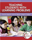 Teaching Students with Learning Problems Book