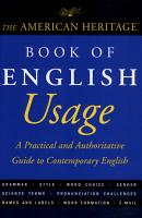 The American Heritage Book of English Usage PDF