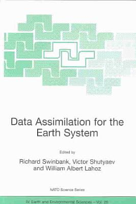 Data Assimilation for the Earth System PDF