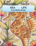 Creative Haven Sea Life Coloring Book
