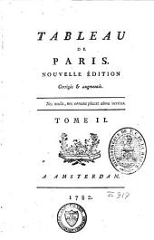 Tableau de Paris: Volume 2