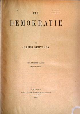 Die demokratie PDF